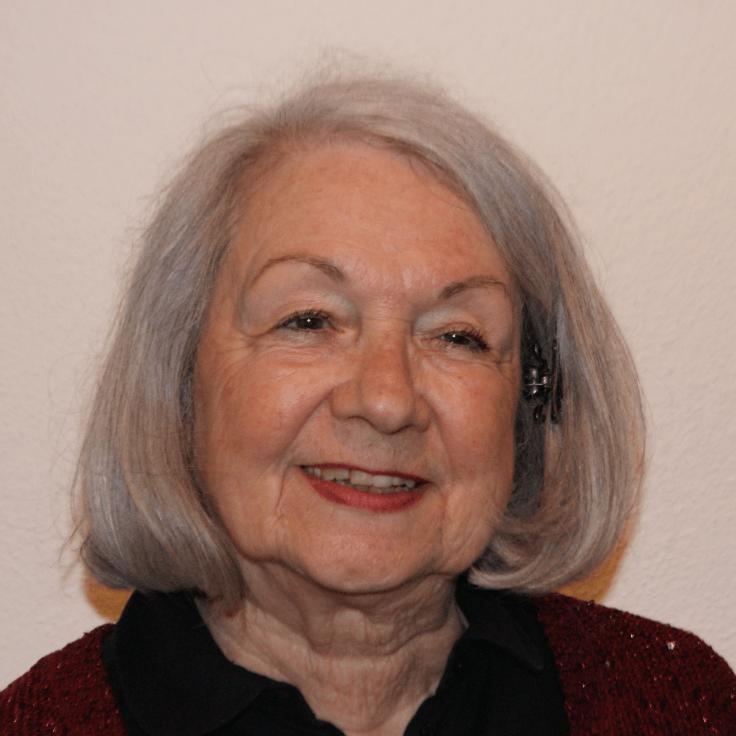 Bernadette Feist Portrait