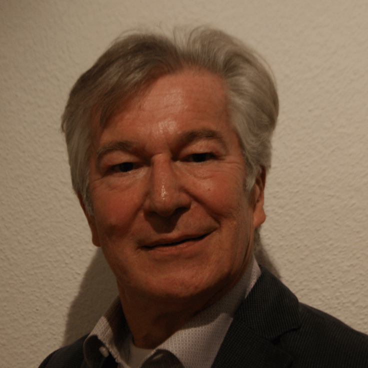 Dr. John H. Mueller Portrait
