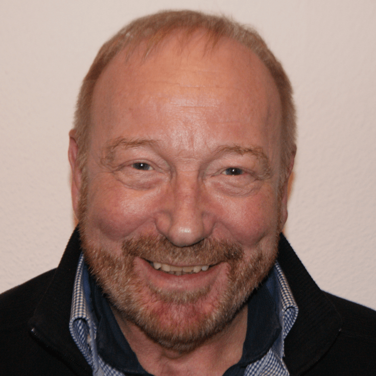 Georg Linsi Portrait