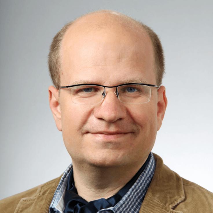 Michael Kahlert Portrait